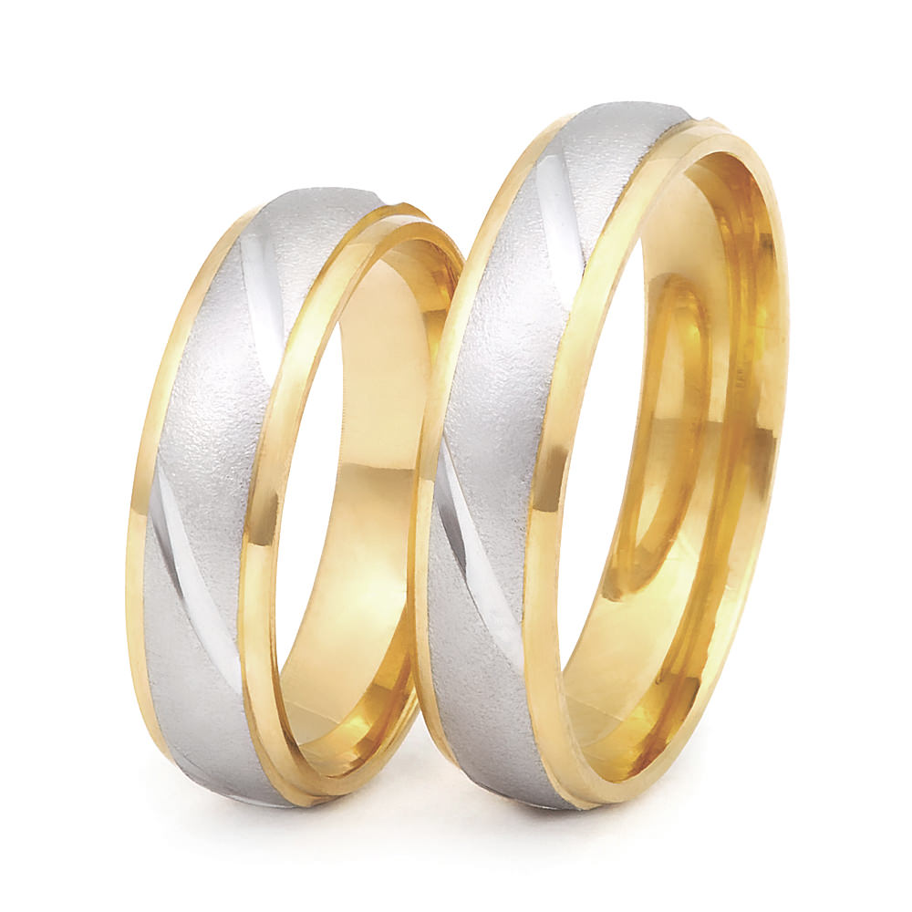 DM 12 trouwringen - Dolce Momento