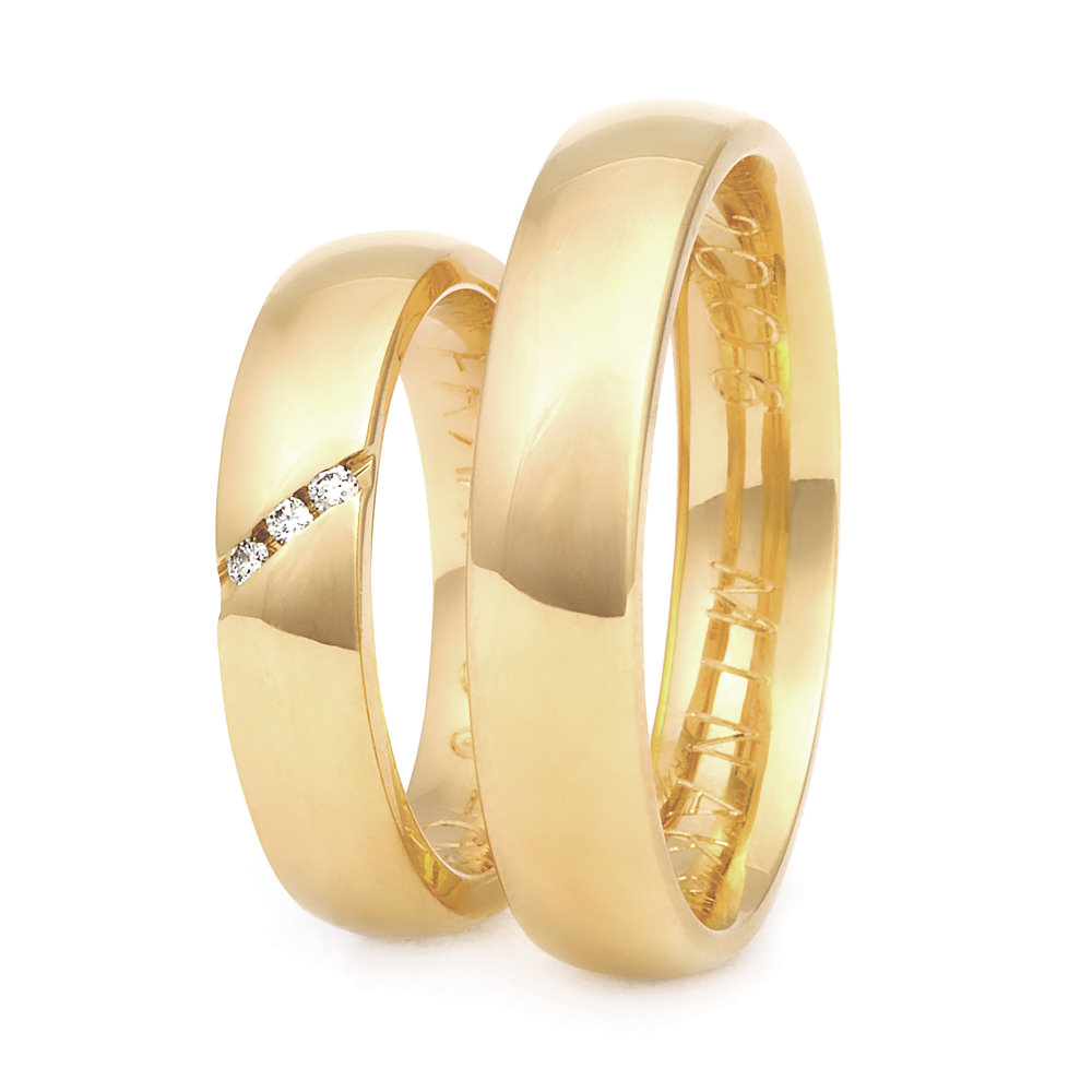 DM 13 trouwringen - Dolce Momento