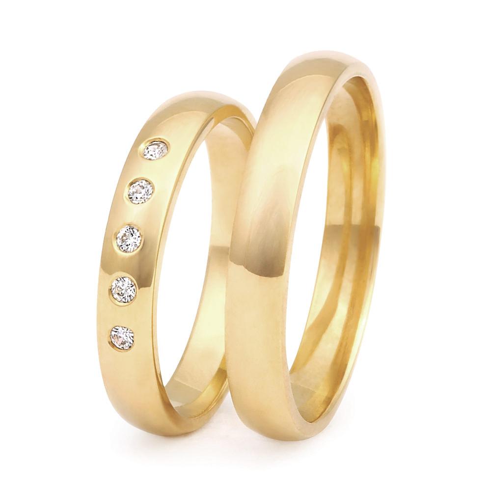 DM 14 trouwringen - Dolce Momento