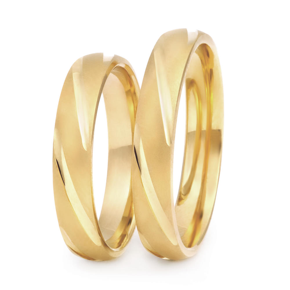 DM 2 trouwringen - Dolce Momento