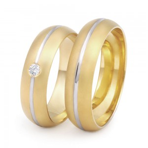 DM 20 trouwringen - Dolce Momento
