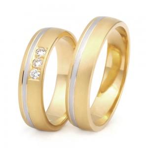 DM 21 trouwringen - Dolce Momento