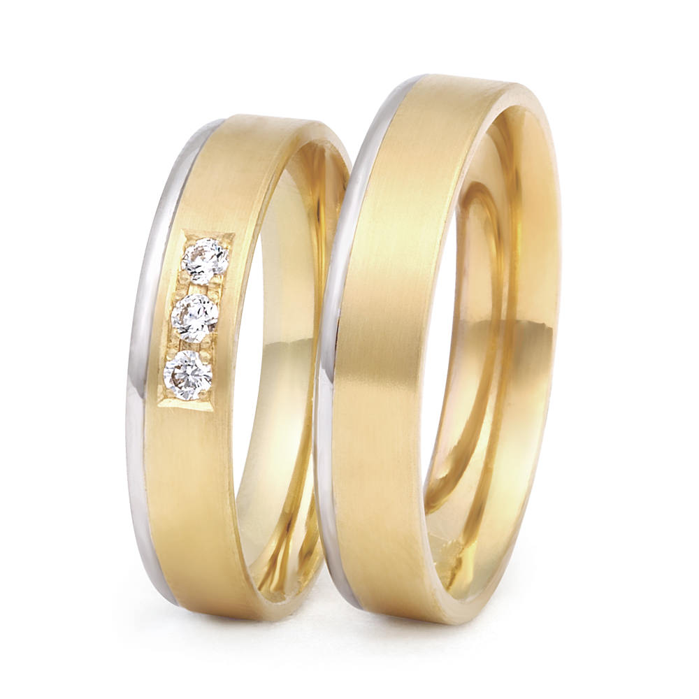 DM 22 trouwringen - Dolce Momento