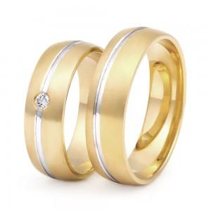 DM 24 trouwringen - Dolce Momento