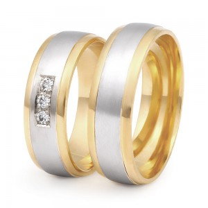 DM 28 trouwringen - Dolce Momento