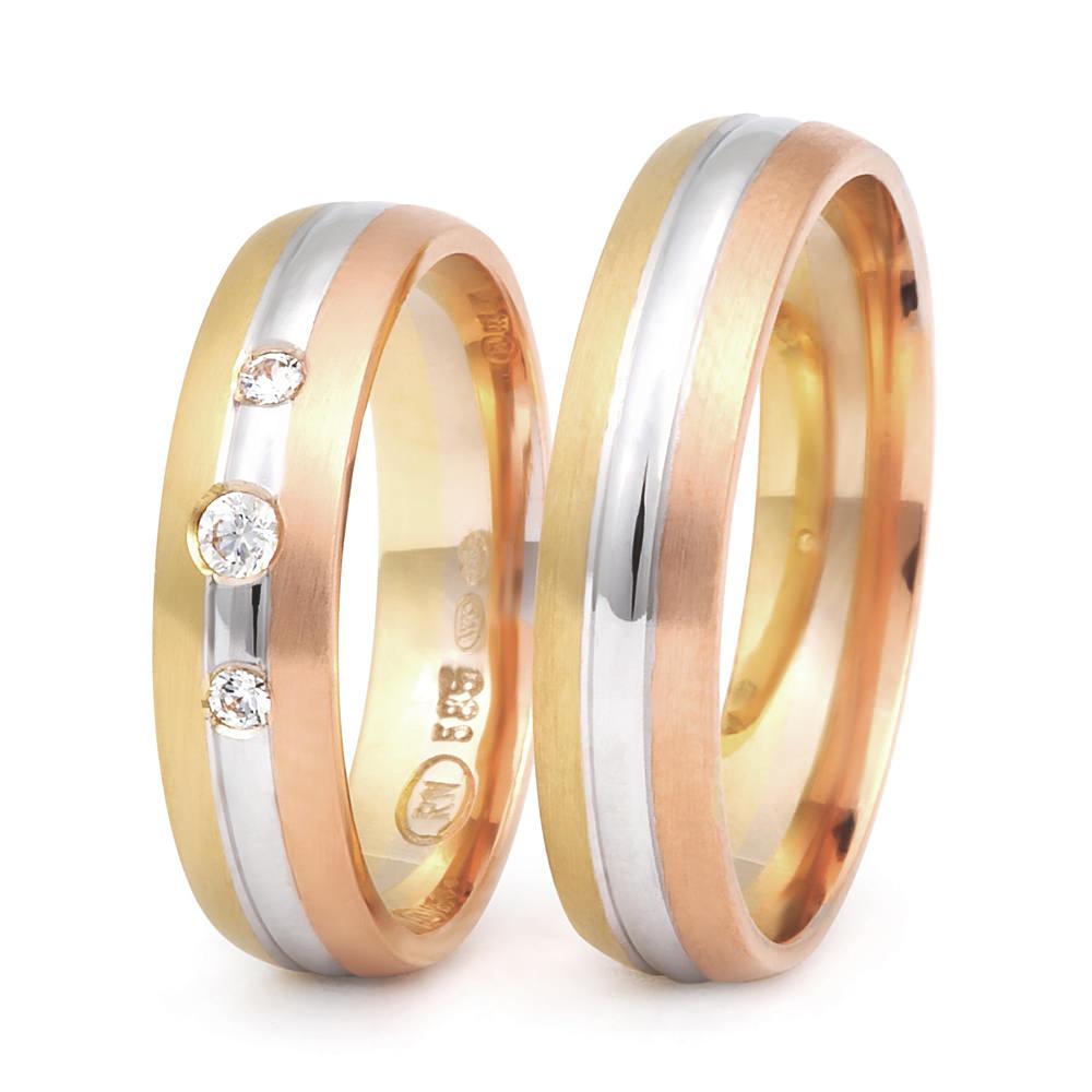 DM 36 trouwringen - Dolce Momento