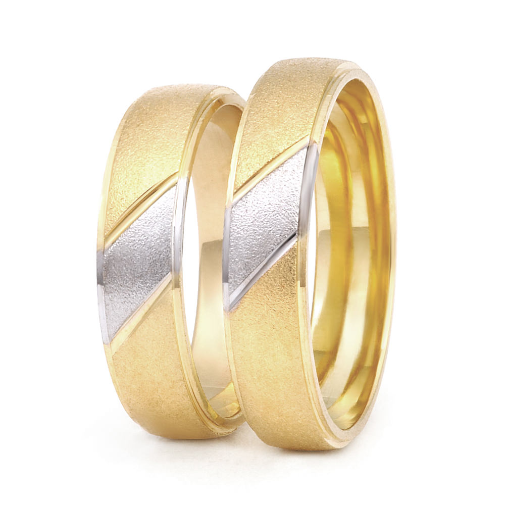 DM 8 trouwringen - Dolce Momento