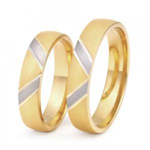 DM 9 trouwringen - Dolce Momento