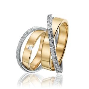 FaM 17 trouwringen - Fatto a Mano