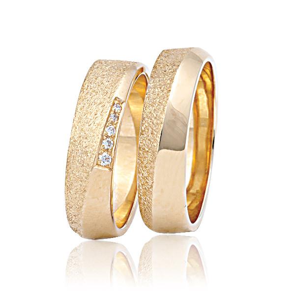 FaM 18 trouwringen - Fatto a Mano