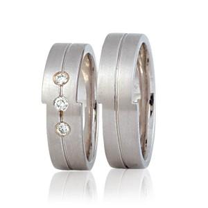 FaM 21 trouwringen - Fatto a Mano