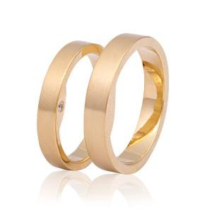 FaM 7 trouwringen - Fatto a Mano