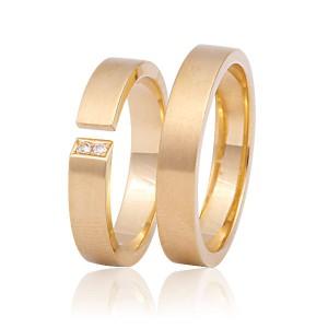 FaM 8 trouwringen - Fatto a Mano