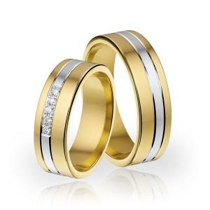 SI 1 trouwringen - Sorriso Infinito