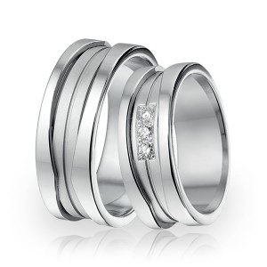 SI 10 trouwringen - Sorriso Infinito