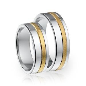SI 16 trouwringen - Sorriso Infinito