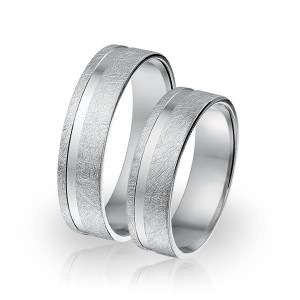 SI 19 trouwringen - Sorriso Infinito