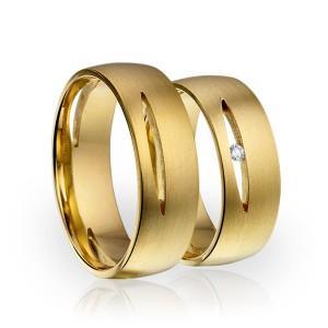 SI 21 trouwringen - Sorriso Infinito