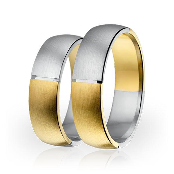SI 22 trouwringen - Sorriso Infinito