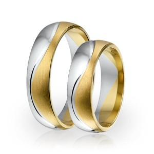 SI 23 trouwringen - Sorriso Infinito