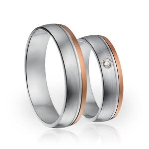 SI 24 trouwringen - Sorriso Infinito