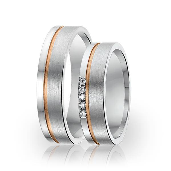 SI 26 trouwringen - Sorriso Infinito