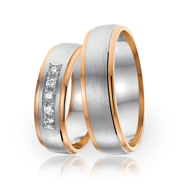 SI 27 trouwringen - Sorriso Infinito