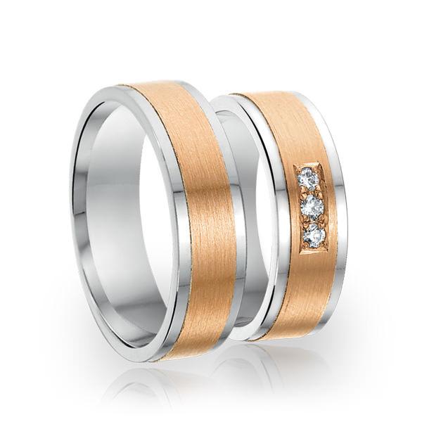 SI 28 trouwringen - Sorriso Infinito