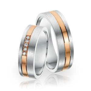 SI 29 trouwringen - Sorriso Infinito