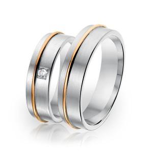 SI 30 trouwringen - Sorriso Infinito