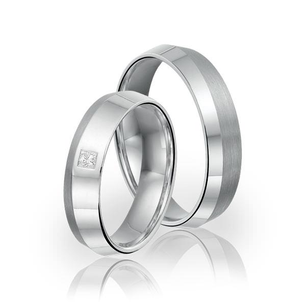 SI 31 trouwringen - Sorriso Infinito