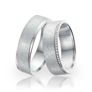 SI 32 trouwringen - Sorriso Infinito