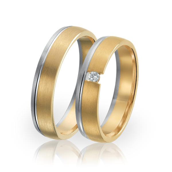 SI 36 trouwringen - Sorriso Infinito