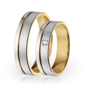 SI 4 trouwringen - Sorriso Infinito