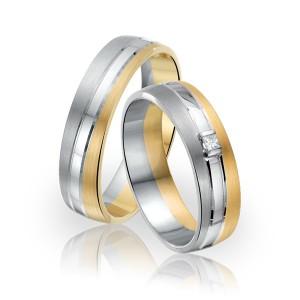 SI 40 trouwringen - Sorriso Infinito