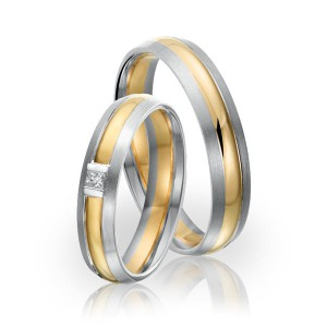 SI 42 trouwringen - Sorriso Infinito