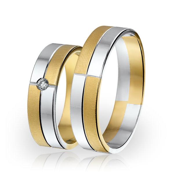 SI 9 trouwringen - Sorriso Infinito