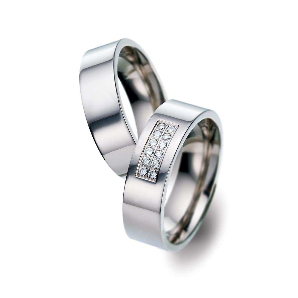 TF 16 titanium trouwringen - TitanFactory